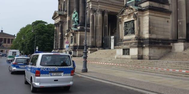 El incidente no se está tratando como un ataque terrorista.