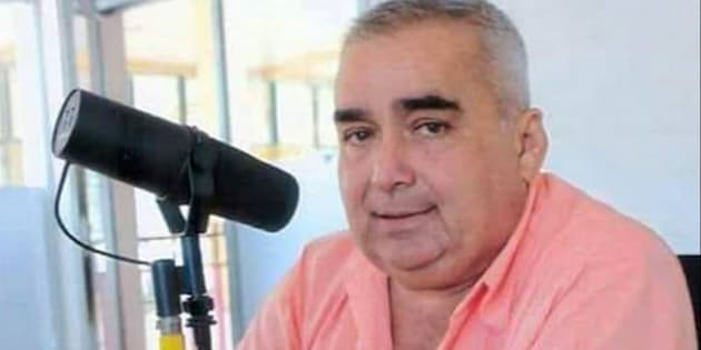 La mañana de este sábado fue asesinado el periodista y locutor Jesús, 'Chuchín', Ramos en Tabasco.