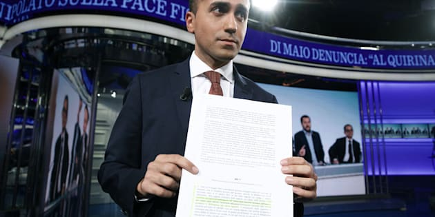 Perché Di Maio ha confessato a Vespa che sul decreto fiscale e sulla denuncia ha combinato un pasticcio
