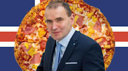 Iceland's President Wishes He Could Ban Pineapple As Pizza