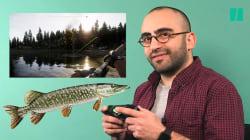 On a fait l'ouverture de la pêche 2018 sur