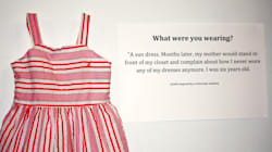 Exhibit Of Sex Assault Victims' Clothing Shows No One Is Asking For