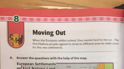 Ont. Publisher To Revise Workbook That 'Whitewashes' Indigenous