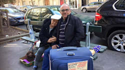 Ce couple de sans-abri au cœur d'un mouvement de solidarité pour les sortir de la