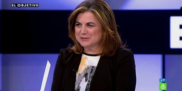 Lucía Méndez.