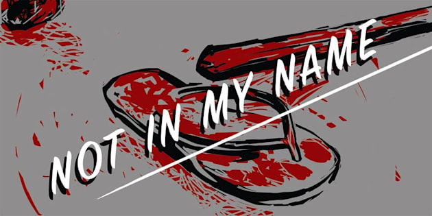 'Not In My Name' campaign brings together Indians protesting against mob lynchings