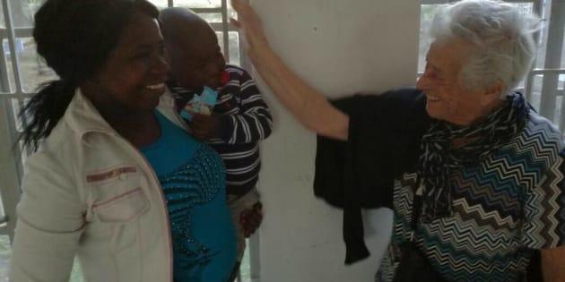 Lu0027arrivo Di Nonna Irma In Kenia è Un Inno Alla Vita. E Nasconde Una Storia  Che Vale La Pena Leggere