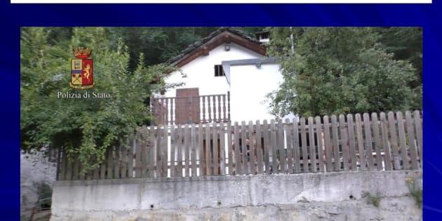 La jeune femme a été séquestrée dans une maison du nord de l'Italie près de Turin.