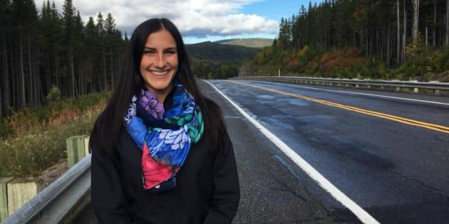 À 28 ans, Méganne Perry Mélançon a déjà de grands projets pour sa Gaspésie natale.