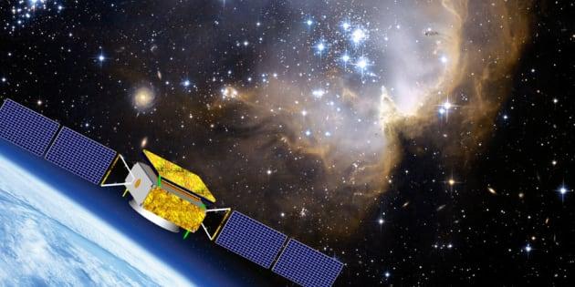 Ce satellite chinois a trouvé la meilleure piste pour dénicher la matière noire