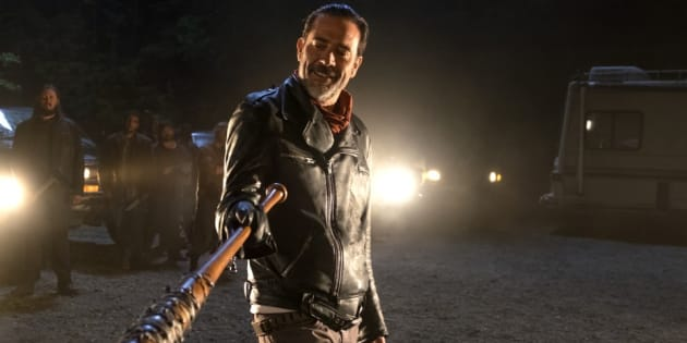 "Pervers narcissique ou sociopathe? Des psys diagnostiquent Negan de ""The Walking Dead"""