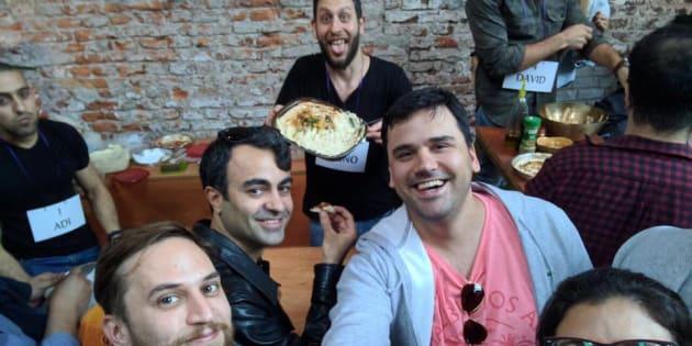 En Argentine, juifs et musulmans se sont affrontés lors du Mondial du houmous