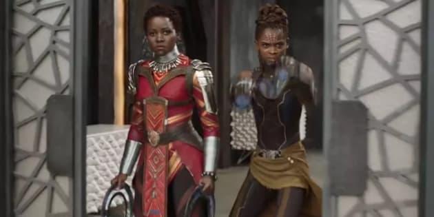 """""""Levei em conta o continente inteiro e uma gama grande de povos, como os masais e os suris. Tudo isso virou parte do contexto de Wakanda"""", disse a figurinista."""