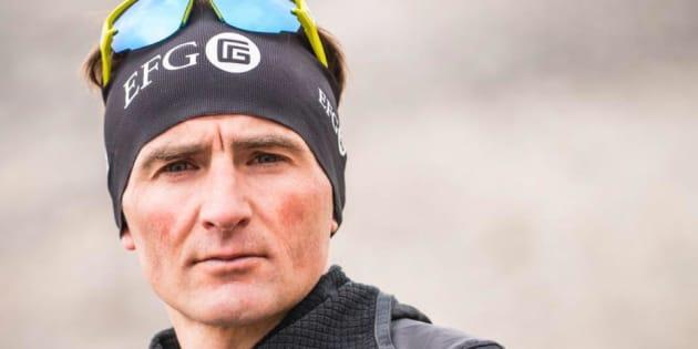 Ueli Steck est mort dimanche 30 avril après un accident sur le Nuptse, un des sommets satellites de l'Everest.