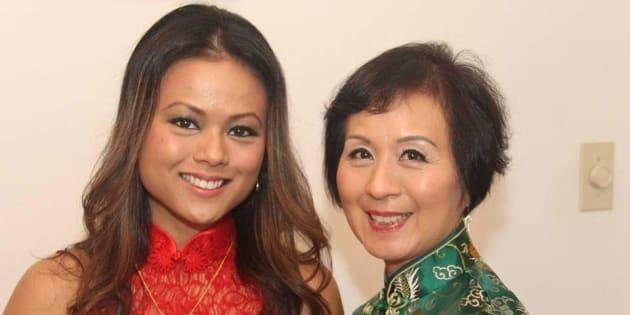 british born chinese dating tania tare dating