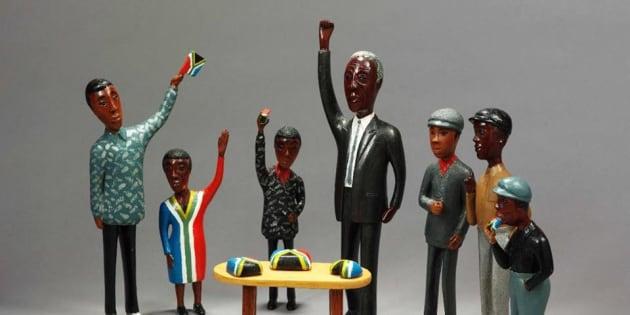 Johannes Segogela's Mandela's Birthday Party