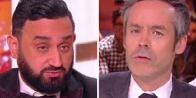 """Yann Barthès répond à Cyril Hanouna et dit sa """"honte d'avoir travaillé à Canal+"""""""