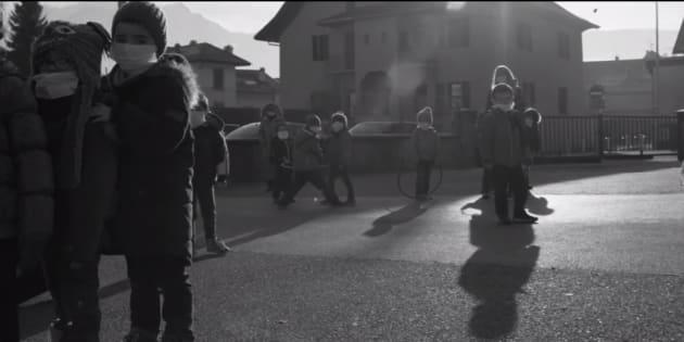 Avant la visite de Hulot, quand la pollution privait les enfants de récréation dans la vallée de l'Arve.