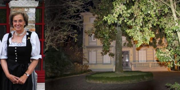 Famiglia della nobiltà austriaca sterminata in un castello: