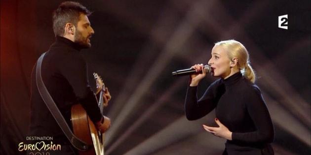 Eurovision: Madame Monsieur, un duo qui puise sa musique pop dans la culture urbaine.