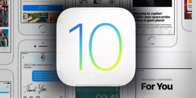 L'installation d'iOS 10.3 est lente? C'est normal.