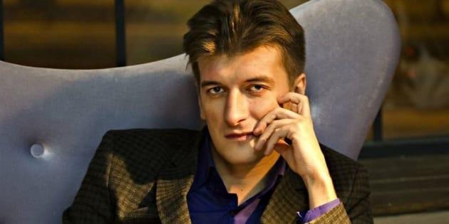 Maxim Borodin, el periodista fallecido, en una imagen reciente.