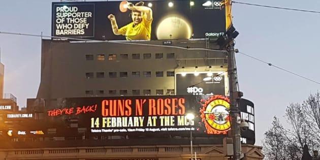 The mammoth stadium tour will kick of in February.