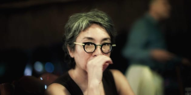 La escritora Cristina Rivera Garza
