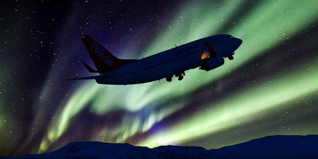 Air North is offering a special three-hour flight for viewing the northern lights this fall.