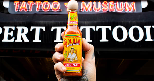 Cholula is giving away a lifetime supply of hot sauce -- but there's a catch