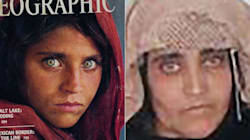 World-Famous 'Afghan Girl' Just Got Arrested For Identity