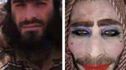 Del horror a la risa: yihadistas se ponen 'guapas' para escapar de