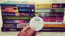 You Can Now Find Free Books On The Delhi Metro, If You Look Close