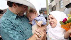 Baby Named Justin Trudeau Meets Prime Minister Justin