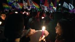 L'abbraccio della comunità LGBT italiana alla