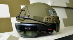 Les militaires ukrainiens bientôt équipés de casques de réalité augmentée