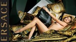 Gigi Hadid entièrement nue pour la nouvelle campagne de