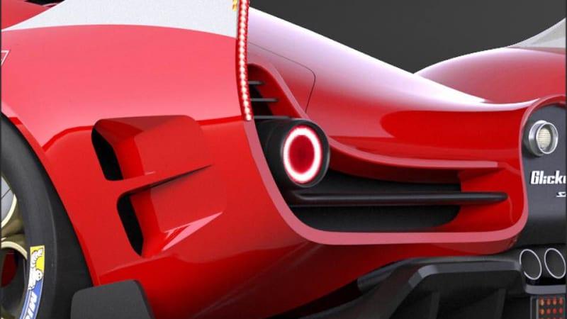 Glickenhaus shows Le Mans-bound, Alfa Romeo-inspired hybrid hypercar