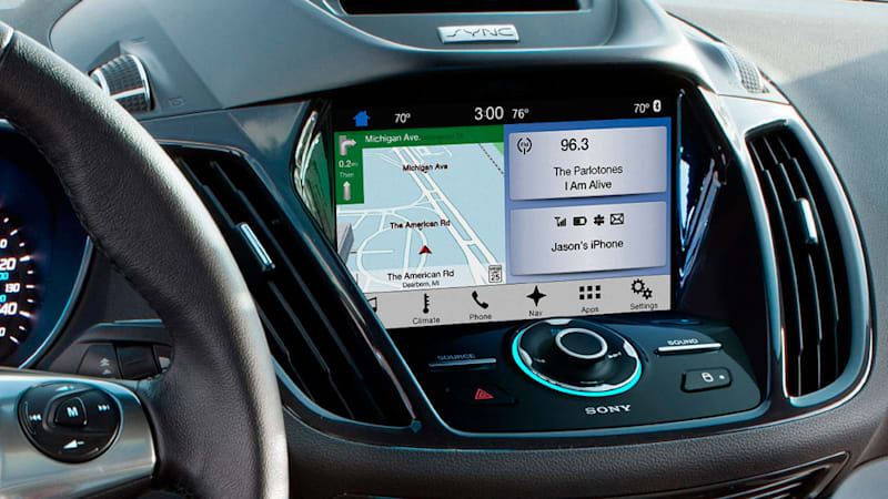 The Companys Previous Efforts Have Been Lackluster At Best And Frustratingly Slow Worst Fords Latest Infotainment