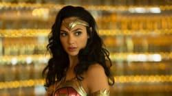 Gal Gadot Reveals First Look At 'Wonder Woman' 2