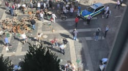 2 Dead And 20 Injured After Van Drives Into Pedestrians Outside German