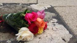 Un monumento desaparecido en CDMX recibe flores cada semana para que