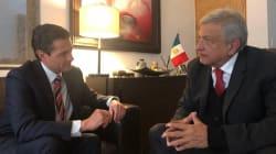AMLO invita a comer a Peña Nieto a su