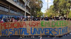 O ultimato dos alunos de Medicina da USP para salvar o Hospital