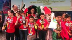 Los mexicanitos que sí ganaron el Mundial de