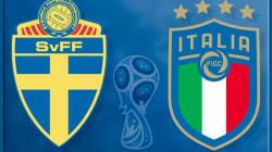 Mondial 2018: l'Italie hérite de la Suède pour les barrages de la zone