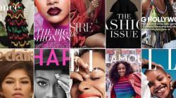 La diversidad racial por fin está conquistando las portadas de las revistas de