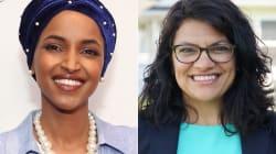 Rashida Tlaib, Ilhan Omar Win, Become First Muslim Women Elected To US