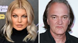 Video Resurfaces Of Fergie Saying Quentin Tarantino Bit Her On
