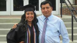 Su sueño era ver a su hija graduarse. Ahora, ICE está a punto de